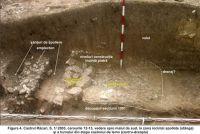 Cronica Cercetărilor Arheologice din România, Campania 2003. Raportul nr. 154, Răcarii De Jos<br /><a href='http://foto.cimec.ro/cronica/2003/154/racari-fig-04-turn.jpg' target=_blank>Priveşte aceeaşi imagine într-o fereastră nouă</a>