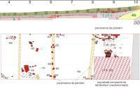 Cronica Cercetărilor Arheologice din România, Campania 2003. Raportul nr. 154, Răcarii De Jos<br /><a href='http://foto.cimec.ro/cronica/2003/154/racari-fig-07-baraci.jpg' target=_blank>Priveşte aceeaşi imagine într-o fereastră nouă</a>