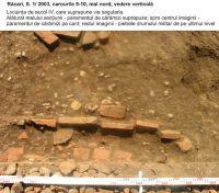 Cronica Cercetărilor Arheologice din România, Campania 2003. Raportul nr. 154, Răcarii De Jos<br /><a href='http://foto.cimec.ro/cronica/2003/154/racari-fig-09-loc-iv.jpg' target=_blank>Priveşte aceeaşi imagine într-o fereastră nouă</a>