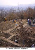Chronicle of the Archaeological Excavations in Romania, 2003 Campaign. Report no. 163, Roşia Montană, Carpeni (Bisericuţă)<br /><a href='http://foto.cimec.ro/cronica/2003/163/rosia-montana-carpeni-2.JPG' target=_blank>Display the same picture in a new window</a>
