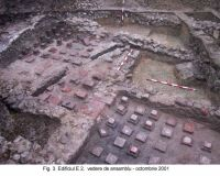 Chronicle of the Archaeological Excavations in Romania, 2003 Campaign. Report no. 163, Roşia Montană, Carpeni (Bisericuţă)<br /><a href='http://foto.cimec.ro/cronica/2003/163/rosia-montana-carpeni-3.JPG' target=_blank>Display the same picture in a new window</a>