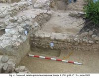 Chronicle of the Archaeological Excavations in Romania, 2003 Campaign. Report no. 163, Roşia Montană, Carpeni (Bisericuţă)<br /><a href='http://foto.cimec.ro/cronica/2003/163/rosia-montana-carpeni-4.jpg' target=_blank>Display the same picture in a new window</a>