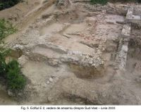 Chronicle of the Archaeological Excavations in Romania, 2003 Campaign. Report no. 163, Roşia Montană, Carpeni (Bisericuţă)<br /><a href='http://foto.cimec.ro/cronica/2003/163/rosia-montana-carpeni-5.jpg' target=_blank>Display the same picture in a new window</a>