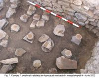 Chronicle of the Archaeological Excavations in Romania, 2003 Campaign. Report no. 163, Roşia Montană, Carpeni (Bisericuţă)<br /><a href='http://foto.cimec.ro/cronica/2003/163/rosia-montana-carpeni-7.jpg' target=_blank>Display the same picture in a new window</a>