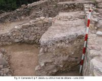 Chronicle of the Archaeological Excavations in Romania, 2003 Campaign. Report no. 163, Roşia Montană, Carpeni (Bisericuţă)<br /><a href='http://foto.cimec.ro/cronica/2003/163/rosia-montana-carpeni-8.jpg' target=_blank>Display the same picture in a new window</a>