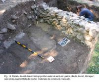 Chronicle of the Archaeological Excavations in Romania, 2003 Campaign. Report no. 172, Sântimbru, Biserica Reformată<br /><a href='http://foto.cimec.ro/cronica/2003/172/santimbru-biserica-reformata-14-1.JPG' target=_blank>Display the same picture in a new window</a>