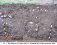 Chronicle of the Archaeological Excavations in Romania, 2003 Campaign. Report no. 172, Sântimbru, Biserica Reformată<br /><a href='http://foto.cimec.ro/cronica/2003/172/santimbru-biserica-reformata-18.JPG' target=_blank>Display the same picture in a new window</a>
