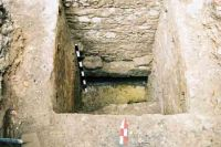 Chronicle of the Archaeological Excavations in Romania, 2004 Campaign. Report no. 18, Alba Iulia, Palatul Episcopal<br /><a href='http://foto.cimec.ro/cronica/2004/018/rsz-1.jpg' target=_blank>Display the same picture in a new window</a>