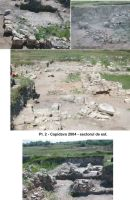 Chronicle of the Archaeological Excavations in Romania, 2004 Campaign. Report no. 61, Capidava, Cetate.<br /> Sector 06-ilustratie sector X.<br /><a href='http://foto.cimec.ro/cronica/2004/061/rsz-1.jpg' target=_blank>Display the same picture in a new window</a>