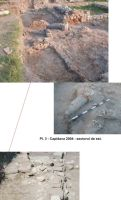 Chronicle of the Archaeological Excavations in Romania, 2004 Campaign. Report no. 61, Capidava, Cetate.<br /> Sector 06-ilustratie sector X.<br /><a href='http://foto.cimec.ro/cronica/2004/061/rsz-2.jpg' target=_blank>Display the same picture in a new window</a>