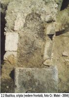 Chronicle of the Archaeological Excavations in Romania, 2004 Campaign. Report no. 61, Capidava, Cetate.<br /> Sector 06-ilustratie sector X.<br /><a href='http://foto.cimec.ro/cronica/2004/061/rsz-8.jpg' target=_blank>Display the same picture in a new window</a>
