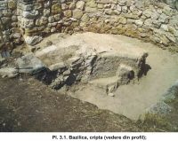 Chronicle of the Archaeological Excavations in Romania, 2004 Campaign. Report no. 61, Capidava, Cetate.<br /> Sector 06-ilustratie sector X.<br /><a href='http://foto.cimec.ro/cronica/2004/061/rsz-9.jpg' target=_blank>Display the same picture in a new window</a>