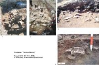 Chronicle of the Archaeological Excavations in Romania, 2004 Campaign. Report no. 83, Covasna, Cetatea Zânelor (Muntele Cetăţii, Valea Zânelor, Dealul Zânelor)<br /><a href='http://foto.cimec.ro/cronica/2004/083/rsz-1.jpg' target=_blank>Display the same picture in a new window</a>