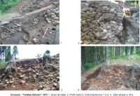 Chronicle of the Archaeological Excavations in Romania, 2004 Campaign. Report no. 83, Covasna, Cetatea Zânelor (Muntele Cetăţii, Valea Zânelor, Dealul Zânelor)<br /><a href='http://foto.cimec.ro/cronica/2004/083/rsz-2.jpg' target=_blank>Display the same picture in a new window</a>