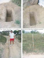 Chronicle of the Archaeological Excavations in Romania, 2004 Campaign. Report no. 93, Enisala, partea de S a localităţii<br /><a href='http://foto.cimec.ro/cronica/2004/093/rsz-22.jpg' target=_blank>Display the same picture in a new window</a>