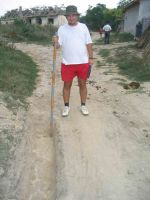 Chronicle of the Archaeological Excavations in Romania, 2004 Campaign. Report no. 93, Enisala, La Biserică<br /><a href='http://foto.cimec.ro/cronica/2004/093/rsz-7.jpg' target=_blank>Display the same picture in a new window</a>