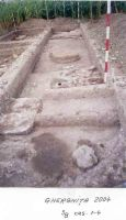 Chronicle of the Archaeological Excavations in Romania, 2004 Campaign. Report no. 107, Gherghiţa, La Târg (Şcoala Generală)<br /><a href='http://foto.cimec.ro/cronica/2004/107/rsz-12.jpg' target=_blank>Display the same picture in a new window</a>