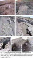 Chronicle of the Archaeological Excavations in Romania, 2004 Campaign. Report no. 129, Jurilovca, Capul Dolojman.<br /> Sector 02-poze-sector central.<br /><a href='http://foto.cimec.ro/cronica/2004/129/rsz-2.jpg' target=_blank>Display the same picture in a new window</a>