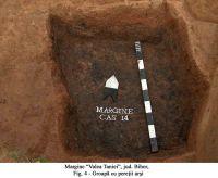 Cronica Cercetărilor Arheologice din România, Campania 2004. Raportul nr. 145, Margine, Poini (Sinica)<br /><a href='http://foto.cimec.ro/cronica/2004/145/rsz-3.jpg' target=_blank>Priveşte aceeaşi imagine într-o fereastră nouă</a>