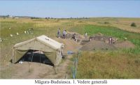 Chronicle of the Archaeological Excavations in Romania, 2004 Campaign. Report no. 146, Măgura, Teleor 003 (Buduiasca, Boldul lui Moş Ivănuş).<br /> Sector 01-poze-IMDA.<br /><a href='http://foto.cimec.ro/cronica/2004/146/rsz-0.jpg' target=_blank>Display the same picture in a new window</a>