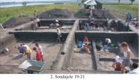 Chronicle of the Archaeological Excavations in Romania, 2004 Campaign. Report no. 146, Măgura, Teleor 003 (Buduiasca, Boldul lui Moş Ivănuş).<br /> Sector 01-poze-IMDA.<br /><a href='http://foto.cimec.ro/cronica/2004/146/rsz-1.jpg' target=_blank>Display the same picture in a new window</a>