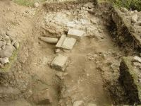 Chronicle of the Archaeological Excavations in Romania, 2004 Campaign. Report no. 149, Mehadia, Zidine (Cetate)<br /><a href='http://foto.cimec.ro/cronica/2004/149/rsz-0.jpg' target=_blank>Display the same picture in a new window</a>