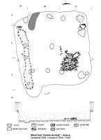 Cronica Cercetărilor Arheologice din România, Campania 2004. Raportul nr. 158, Olteni, Cariera de nisip (Tag)<br /><a href='http://foto.cimec.ro/cronica/2004/158/rsz-1.jpg' target=_blank>Priveşte aceeaşi imagine într-o fereastră nouă</a>