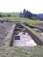 Chronicle of the Archaeological Excavations in Romania, 2004 Campaign. Report no. 189, Roşia Montană, Tăul Secuilor (Pârâul Porcului)<br /><a href='http://foto.cimec.ro/cronica/2004/189/rsz-16.jpg' target=_blank>Display the same picture in a new window</a>
