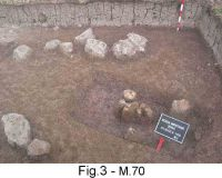 Chronicle of the Archaeological Excavations in Romania, 2004 Campaign. Report no. 189, Roşia Montană, Tăul Secuilor (Pârâul Porcului)<br /><a href='http://foto.cimec.ro/cronica/2004/189/rsz-29.jpg' target=_blank>Display the same picture in a new window</a>