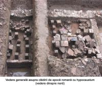 Chronicle of the Archaeological Excavations in Romania, 2005 Campaign. Report no. 20, Alba Iulia, Sediul guvernatorului consular (Mithraeum III)<br /><a href='http://foto.cimec.ro/cronica/2005/020/rsz-3.jpg' target=_blank>Display the same picture in a new window</a>
