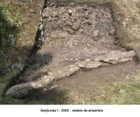 Chronicle of the Archaeological Excavations in Romania, 2005 Campaign. Report no. 29, Augustin, Tipia Ormenişului (Ţepelul Ormenişului)<br /><a href='http://foto.cimec.ro/cronica/2005/029/rsz-1.jpg' target=_blank>Display the same picture in a new window</a>