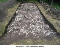 Chronicle of the Archaeological Excavations in Romania, 2005 Campaign. Report no. 29, Augustin, Tipia Ormenişului (Ţepelul Ormenişului)<br /><a href='http://foto.cimec.ro/cronica/2005/029/rsz-6.jpg' target=_blank>Display the same picture in a new window</a>
