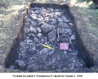 Chronicle of the Archaeological Excavations in Romania, 2005 Campaign. Report no. 29, Augustin, Tipia Ormenişului (Ţepelul Ormenişului)<br /><a href='http://foto.cimec.ro/cronica/2005/029/rsz-8.jpg' target=_blank>Display the same picture in a new window</a>