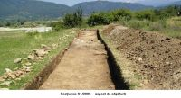 Chronicle of the Archaeological Excavations in Romania, 2005 Campaign. Report no. 48, Bumbeşti-Jiu, Gară<br /><a href='http://foto.cimec.ro/cronica/2005/048/rsz-0.jpg' target=_blank>Display the same picture in a new window</a>