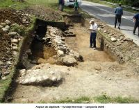 Chronicle of the Archaeological Excavations in Romania, 2005 Campaign. Report no. 49, Bumbeşti-Jiu, Vârtop<br /><a href='http://foto.cimec.ro/cronica/2005/049/rsz-0.jpg' target=_blank>Display the same picture in a new window</a>