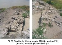 Chronicle of the Archaeological Excavations in Romania, 2005 Campaign. Report no. 50, Capidava, La Grajduri.<br /> Sector 06-ilustratie sector X.<br /><a href='http://foto.cimec.ro/cronica/2005/050/rsz-17.jpg' target=_blank>Display the same picture in a new window</a>