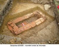 Chronicle of the Archaeological Excavations in Romania, 2005 Campaign. Report no. 61, Ciocadia, Codrişoare<br /><a href='http://foto.cimec.ro/cronica/2005/061/rsz-1.jpg' target=_blank>Display the same picture in a new window</a>
