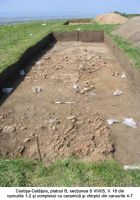 Chronicle of the Archaeological Excavations in Romania, 2005 Campaign. Report no. 65, Costişa, Dealul Cetăţuia<br /><a href='http://foto.cimec.ro/cronica/2005/065/rsz-0.jpg' target=_blank>Display the same picture in a new window</a>