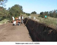 Chronicle of the Archaeological Excavations in Romania, 2005 Campaign. Report no. 71, Desa, La ruptură<br /><a href='http://foto.cimec.ro/cronica/2005/071/rsz-3.jpg' target=_blank>Display the same picture in a new window</a>