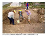 Chronicle of the Archaeological Excavations in Romania, 2005 Campaign. Report no. 89, Hârşova, La Cetate (Carsium)<br /><a href='http://foto.cimec.ro/cronica/2005/089/rsz-1.jpg' target=_blank>Display the same picture in a new window</a>