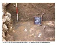 Chronicle of the Archaeological Excavations in Romania, 2005 Campaign. Report no. 89, Hârşova, La Cetate (Carsium)<br /><a href='http://foto.cimec.ro/cronica/2005/089/rsz-3.jpg' target=_blank>Display the same picture in a new window</a>