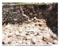 Chronicle of the Archaeological Excavations in Romania, 2005 Campaign. Report no. 89, Hârşova, La Cetate (Carsium)<br /><a href='http://foto.cimec.ro/cronica/2005/089/rsz-9.jpg' target=_blank>Display the same picture in a new window</a>