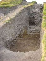 Chronicle of the Archaeological Excavations in Romania, 2005 Campaign. Report no. 96, Isaccea, La Pontonul Vechi (Cetate, Eski-kale)<br /><a href='http://foto.cimec.ro/cronica/2005/096/rsz-15.jpg' target=_blank>Display the same picture in a new window</a>