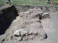 Chronicle of the Archaeological Excavations in Romania, 2005 Campaign. Report no. 96, Isaccea, La Pontonul Vechi (Cetate, Eski-kale)<br /><a href='http://foto.cimec.ro/cronica/2005/096/rsz-18.jpg' target=_blank>Display the same picture in a new window</a>