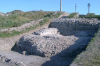 Chronicle of the Archaeological Excavations in Romania, 2005 Campaign. Report no. 96, Isaccea, La Pontonul Vechi (Cetate, Eski-kale)<br /><a href='http://foto.cimec.ro/cronica/2005/096/rsz-26.jpg' target=_blank>Display the same picture in a new window</a>