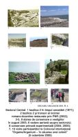 Chronicle of the Archaeological Excavations in Romania, 2005 Campaign. Report no. 101, Jurilovca, Capul Dolojman.<br /> Sector 02-poze-sector central.<br /><a href='http://foto.cimec.ro/cronica/2005/101/rsz-3.jpg' target=_blank>Display the same picture in a new window</a>