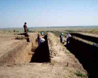 Chronicle of the Archaeological Excavations in Romania, 2005 Campaign. Report no. 148, Radovanu, Gorgana a II-a (Fraţii Dincă, La Grădişte)<br /><a href='http://foto.cimec.ro/cronica/2005/148/rsz-1.jpg' target=_blank>Display the same picture in a new window</a>