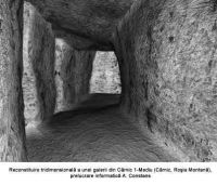 Chronicle of the Archaeological Excavations in Romania, 2005 Campaign. Report no. 156, Roşia Montană, Cârnic (Piatra Corbului)<br /><a href='http://foto.cimec.ro/cronica/2005/156/rsz-1.jpg' target=_blank>Display the same picture in a new window</a>