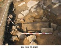 Chronicle of the Archaeological Excavations in Romania, 2005 Campaign. Report no. 158, Roşia Montană, Tăul Secuilor (Pârâul Porcului)<br /><a href='http://foto.cimec.ro/cronica/2005/158/rsz-3.jpg' target=_blank>Display the same picture in a new window</a>