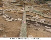 Chronicle of the Archaeological Excavations in Romania, 2005 Campaign. Report no. 158, Roşia Montană, Tăul Secuilor (Pârâul Porcului)<br /><a href='http://foto.cimec.ro/cronica/2005/158/rsz-4.jpg' target=_blank>Display the same picture in a new window</a>